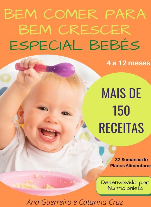 ebook alimentação bebés portugal
