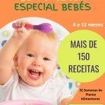 Ebook - Bem Comer Para Bem Crescer Bebés